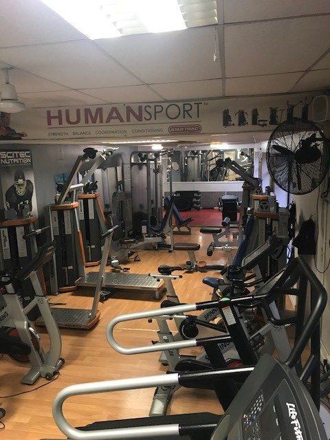 human sport 2